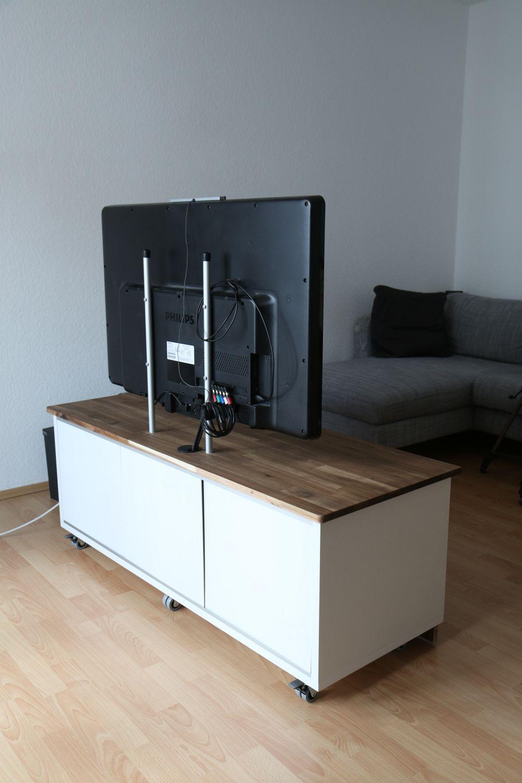 diy lowboard technology media and life in general. Black Bedroom Furniture Sets. Home Design Ideas